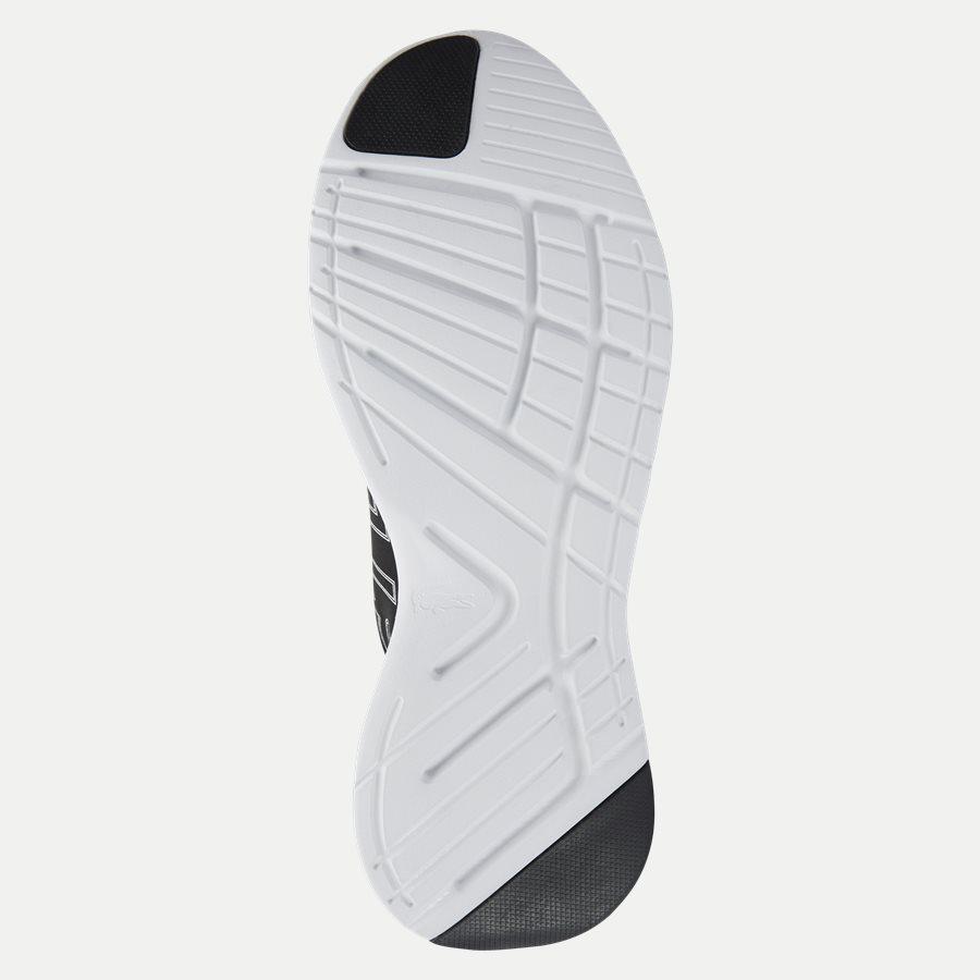 LT FIT 119 1 - Shoes - SORT/HVID - 9