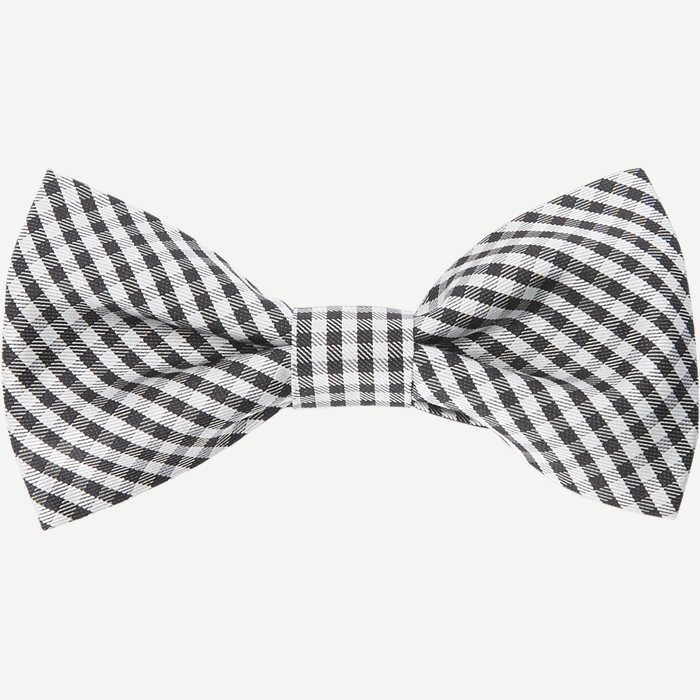 Big Bow Tie - Slips - Sort