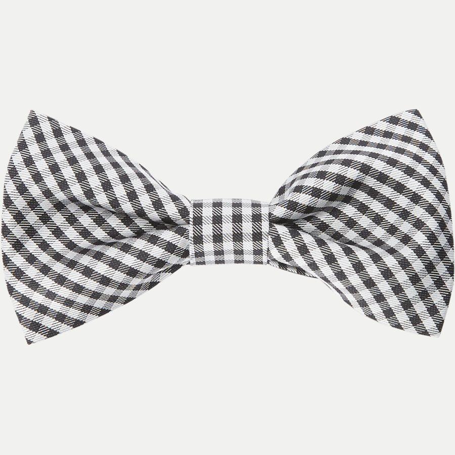 50389923 BIG BOW TIE - Krawatten - SORT - 1