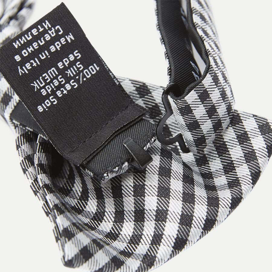 50389923 BIG BOW TIE - Krawatten - SORT - 2