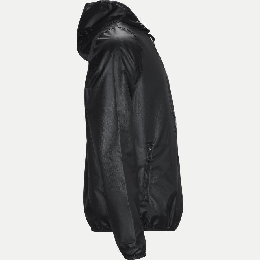 BH3589 - Sport Zip Jacket - Jakker - Regular - SORT - 4