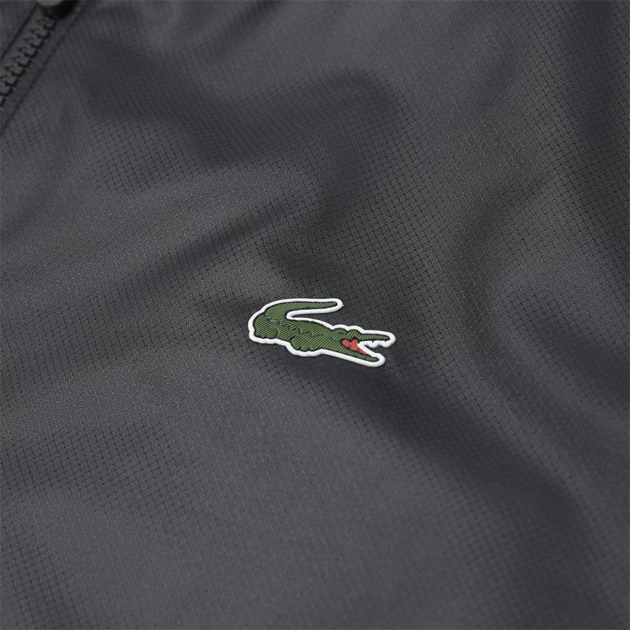 BH3589 - Sport Zip Jacket - Jakker - Regular - SORT - 6