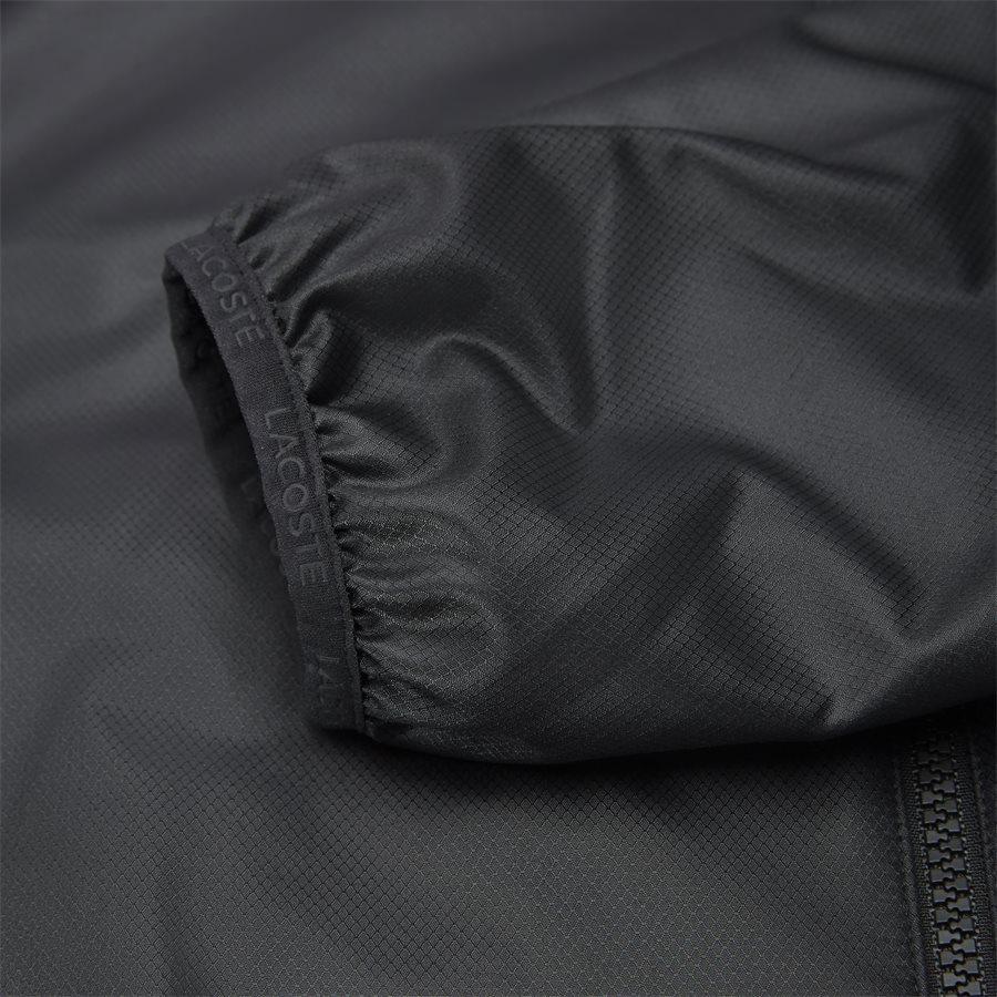 BH3589 - Sport Zip Jacket - Jakker - Regular - SORT - 8