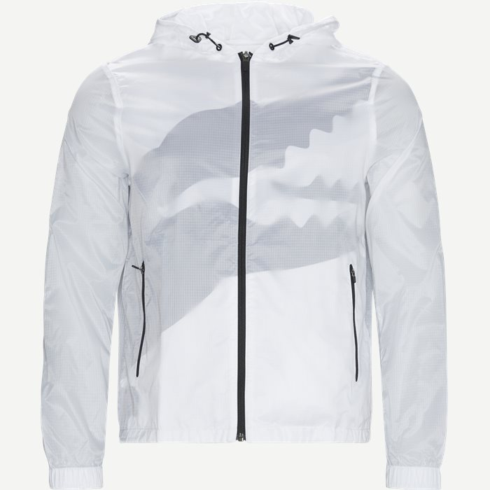 Jackets - Regular - White