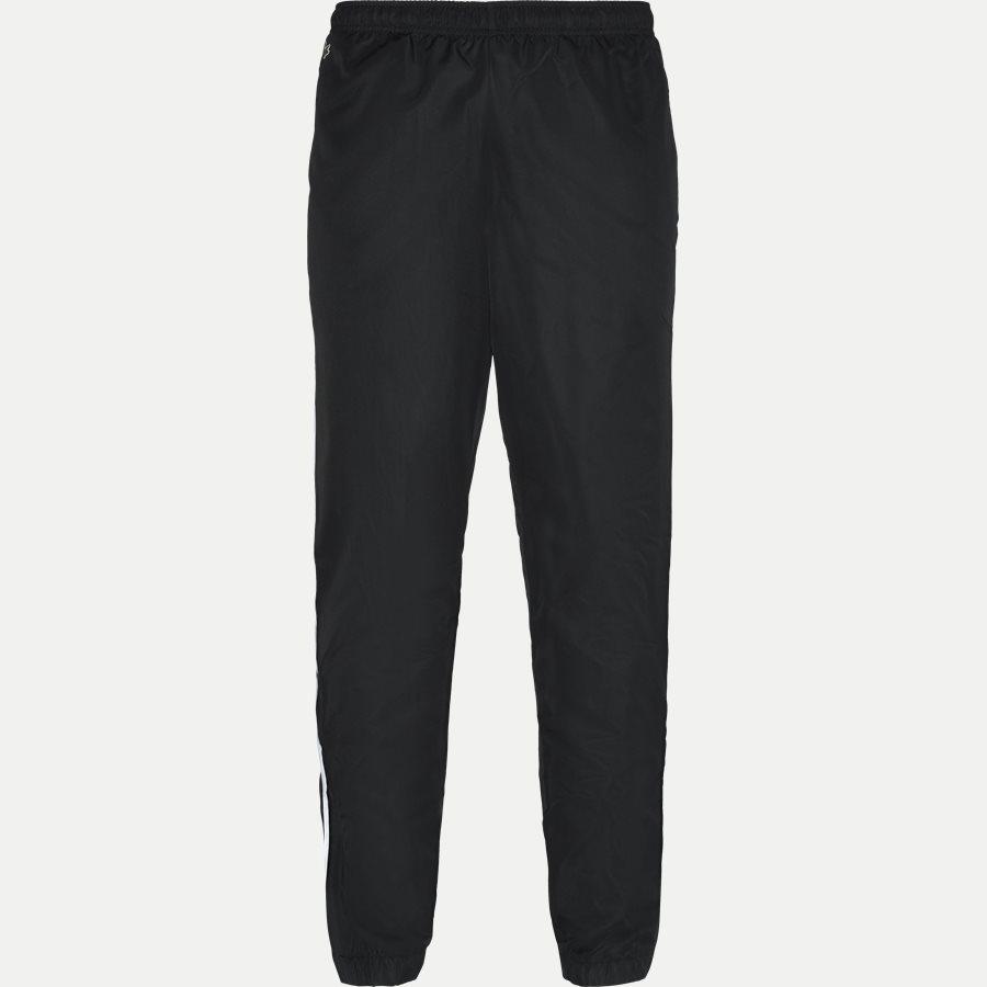 WH3573 - Contrast Bands And Mesh Panel Tennis Sweatsuit - Sweatshirts - Regular - SORT - 4