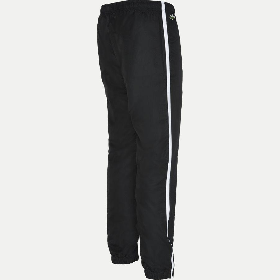 WH3573 - Contrast Bands And Mesh Panel Tennis Sweatsuit - Sweatshirts - Regular - SORT - 6