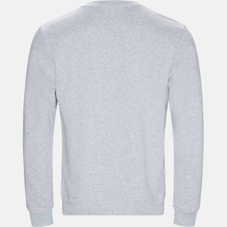 SH6382 - Sport Logo Sweatshirt - Sweatshirts - Regular - GRÅ - 2
