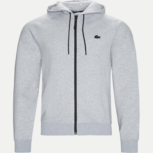 Motion Overstitched Technical Fleece Zip Sweatshirt