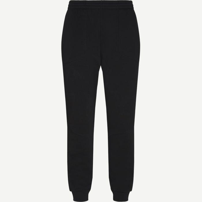 Motion Fleece Sweatpants - Bukser - Regular - Sort