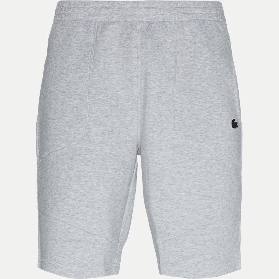 FH4339 - Shorts - Shorts - Regular - GRÅ - 1