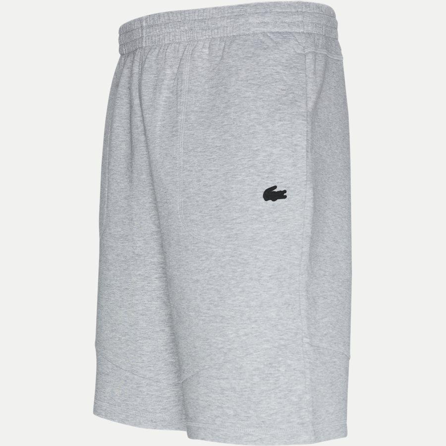 FH4339 - Shorts - Shorts - Regular - GRÅ - 4