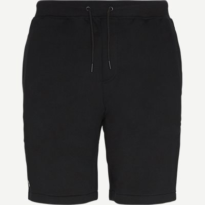 Embroidery Fleece Shorts Regular | Embroidery Fleece Shorts | Sort