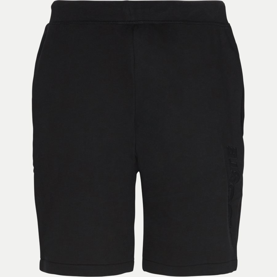GH3570 - Embroidery Fleece Shorts - Shorts - Regular - SORT - 2