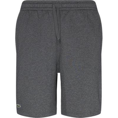 Sport Tennis Fleece Shorts Regular | Sport Tennis Fleece Shorts | Grå