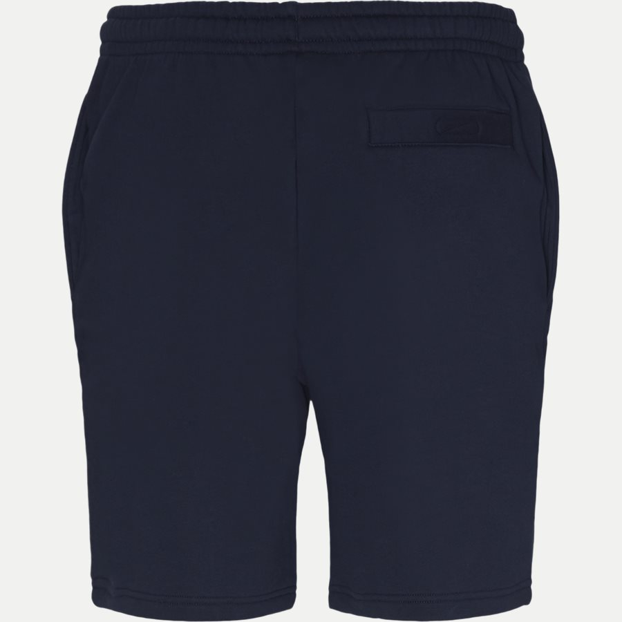 GH2136 - Sport Tennis Fleece Shorts - Shorts - Regular - NAVY - 2