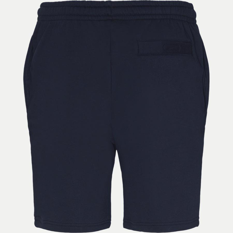 GH2136, - Sport Tennis Fleece Shorts - Shorts - Regular - NAVY - 2