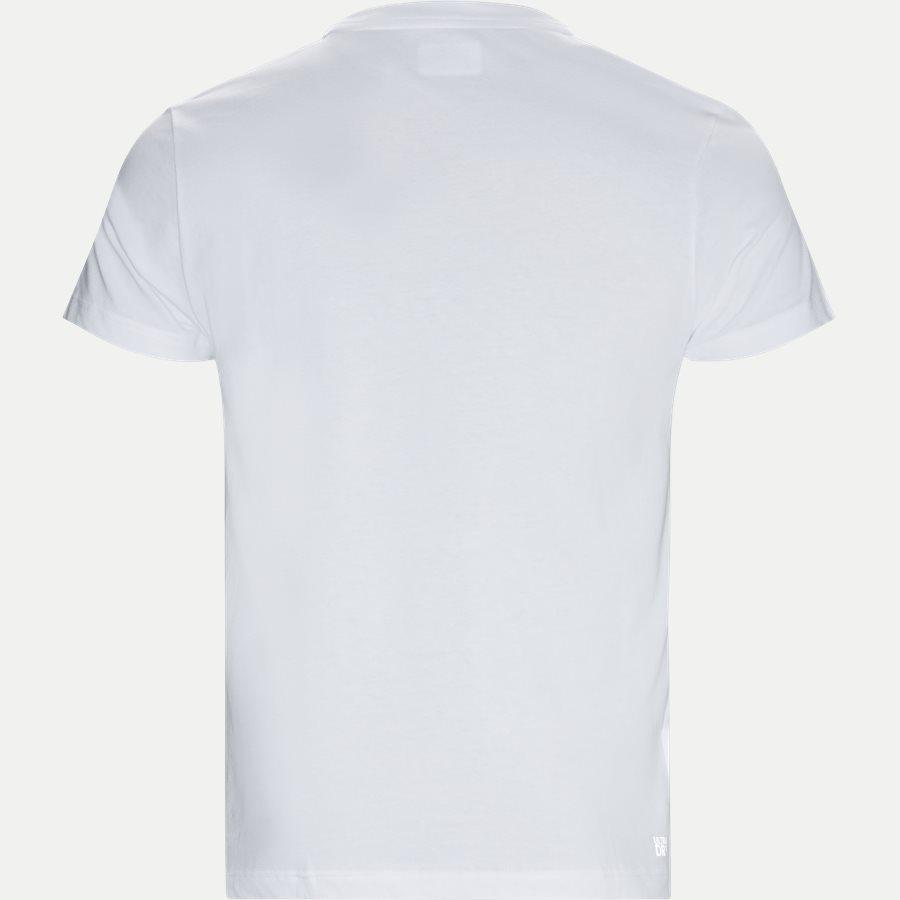 TH3496 - Croc Print Technical Jersey T-shirt - T-shirts - Regular - HVID - 2