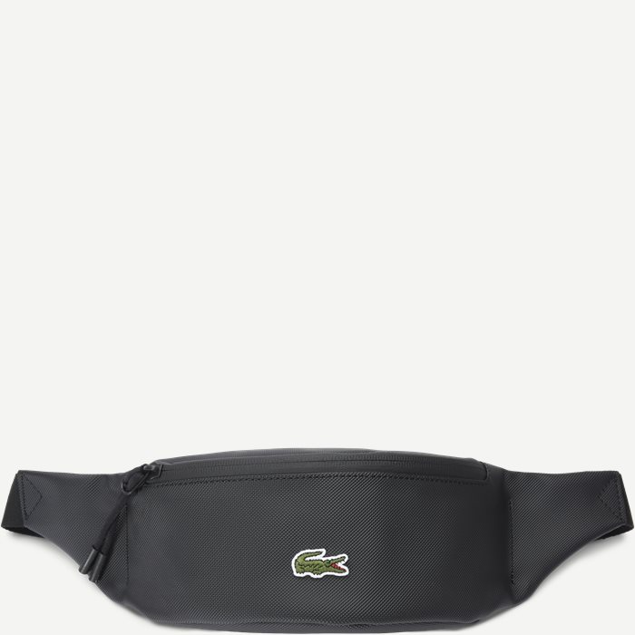 Coated Petit Fanny Pack - Tasker - Sort