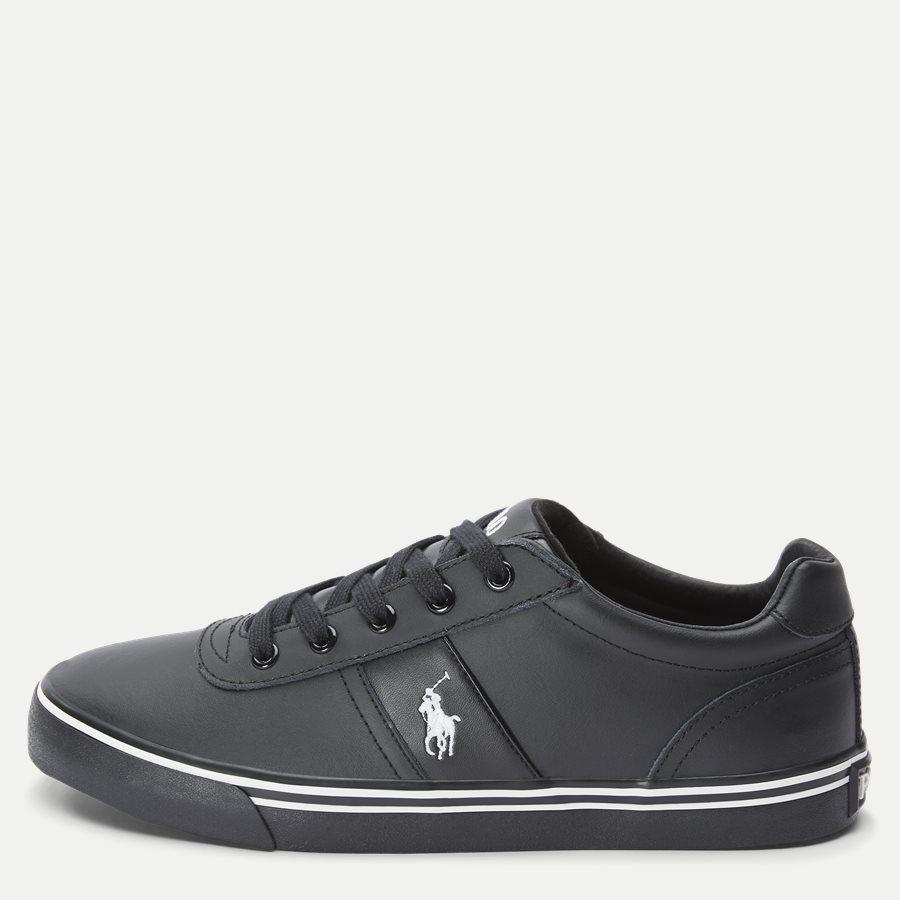 816168180 - Hanford Sneaker - Sko - SORT - 1