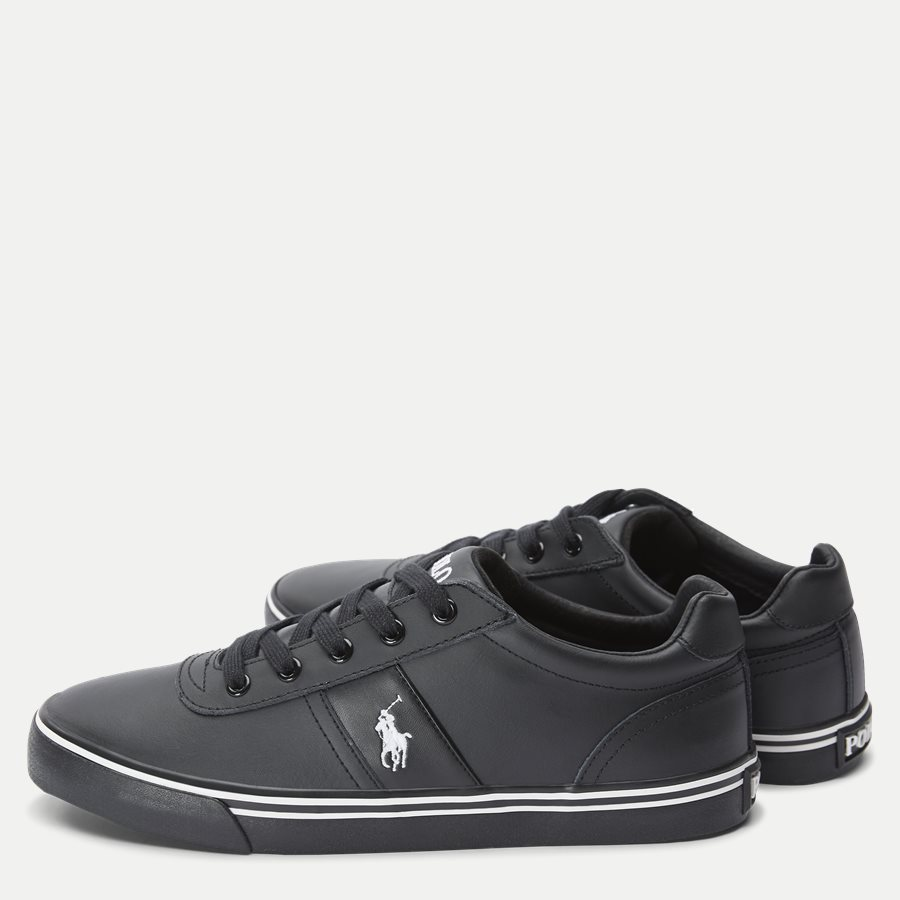816168180 - Hanford Sneaker - Sko - SORT - 3
