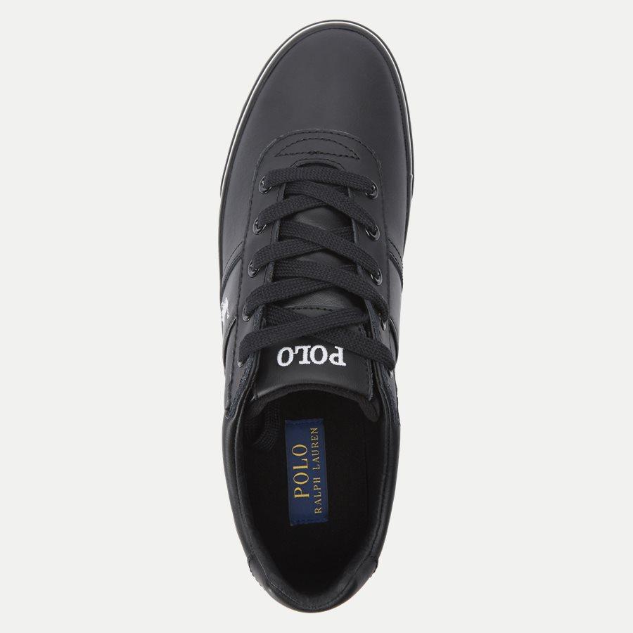 816168180 - Hanford Sneaker - Sko - SORT - 8