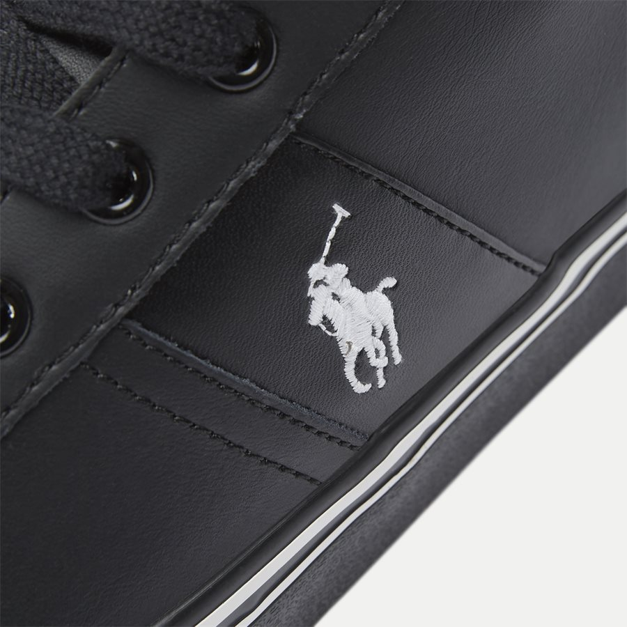 816168180 - Hanford Sneaker - Sko - SORT - 10