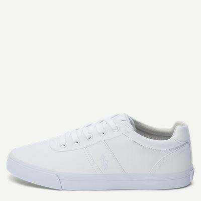 Hanford-NE Canvas Sneaker Hanford-NE Canvas Sneaker | Hvid