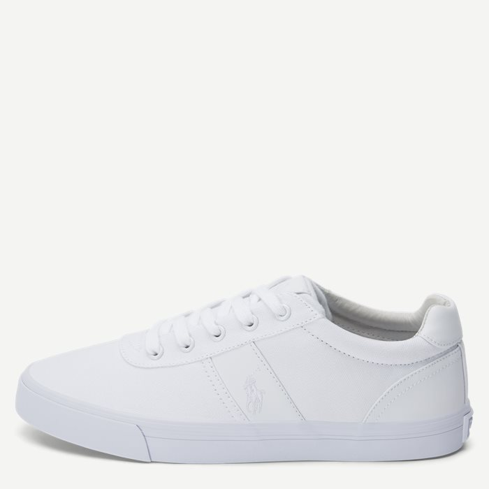 Hanford-NE Canvas Sneaker - Sko - Hvid