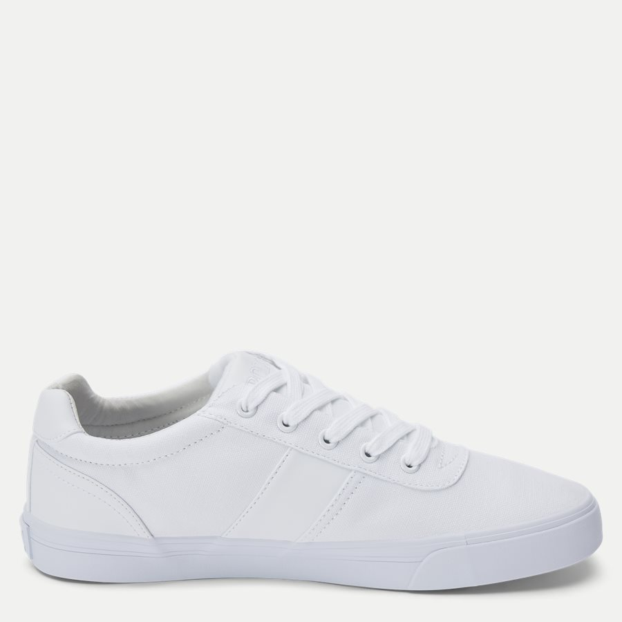 8161769190 - Hanford-NE Canvas Sneaker - Sko - HVID - 2