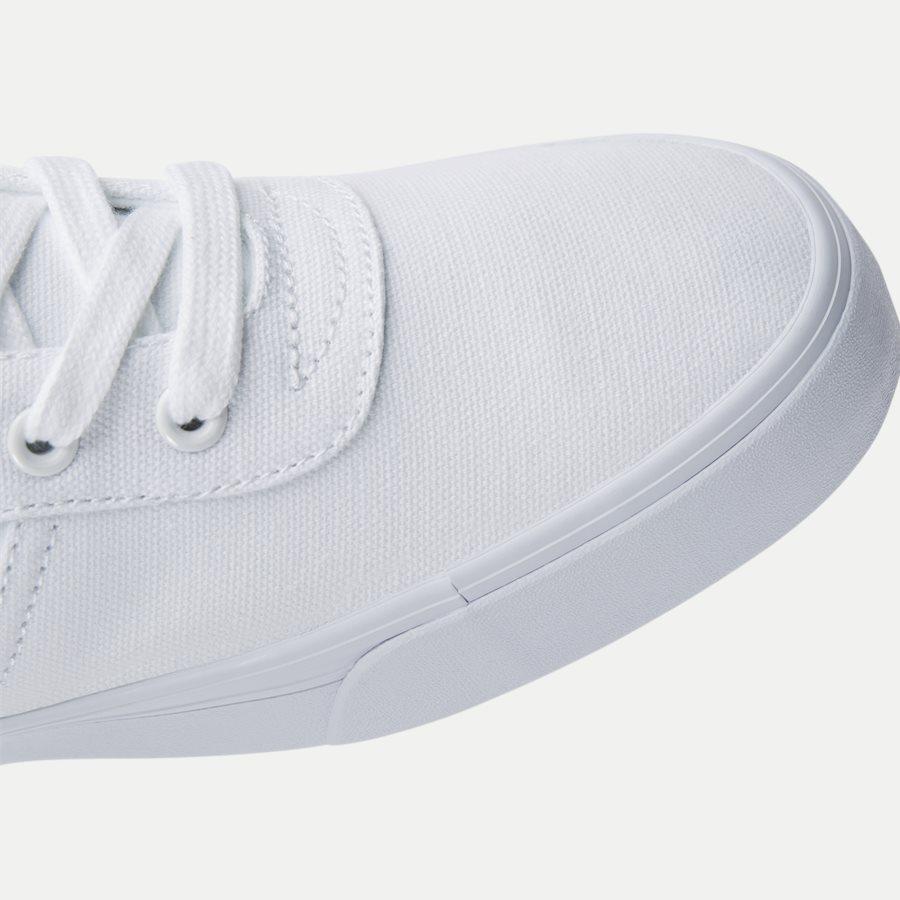 8161769190 - Hanford-NE Canvas Sneaker - Sko - HVID - 4