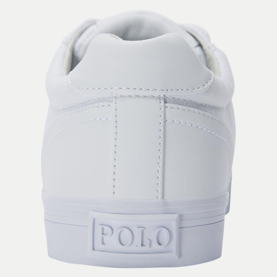 8161769190 - Hanford-NE Canvas Sneaker - Sko - HVID - 7