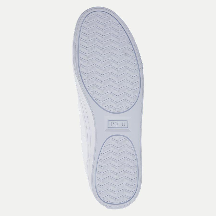 8161769190 - Hanford-NE Canvas Sneaker - Sko - HVID - 9