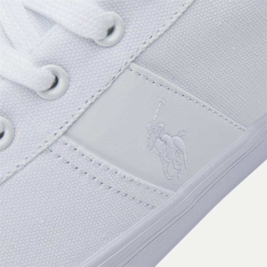 8161769190 - Hanford-NE Canvas Sneaker - Sko - HVID - 10