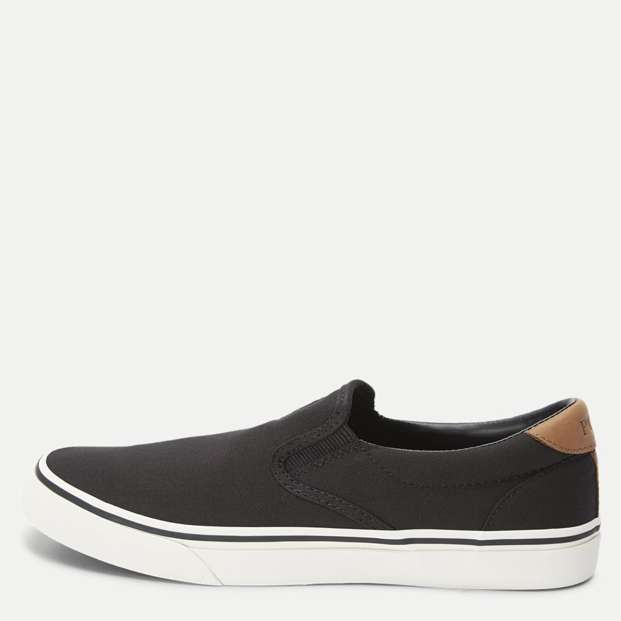 816743524 - Thompson Slip-on Sneaker - Sko - SORT - 1