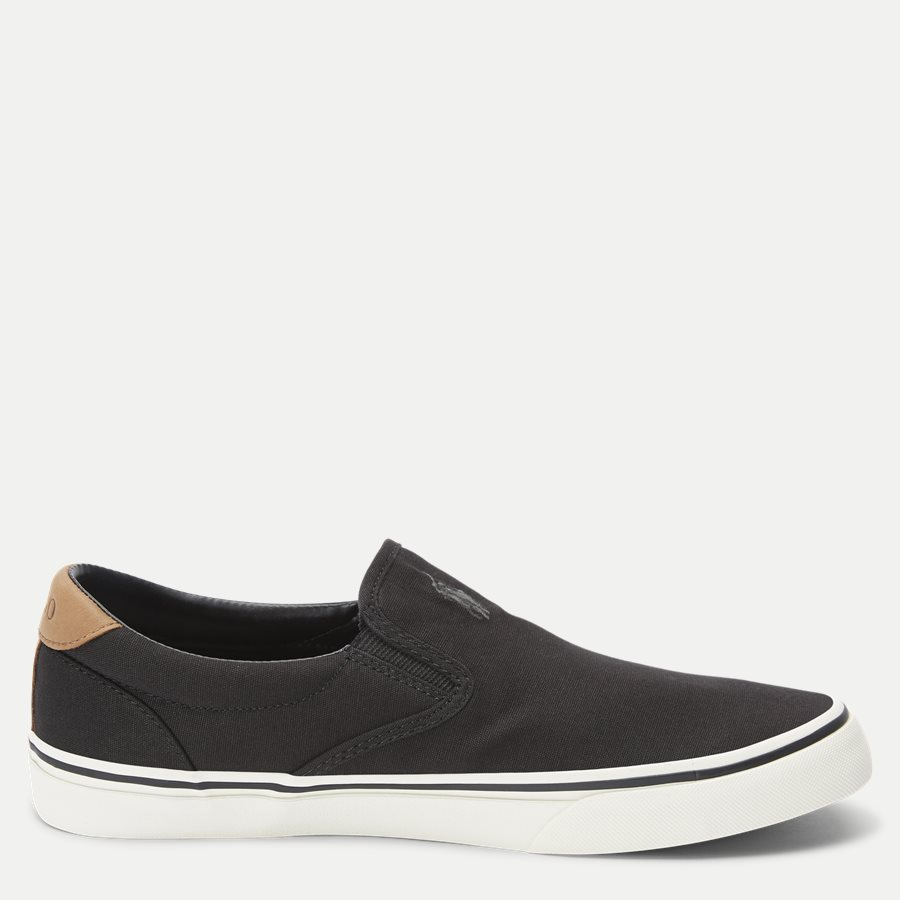 816743524 - Thompson Slip-on Sneaker - Sko - SORT - 2