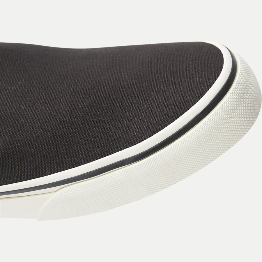 816743524 - Thompson Slip-on Sneaker - Sko - SORT - 4