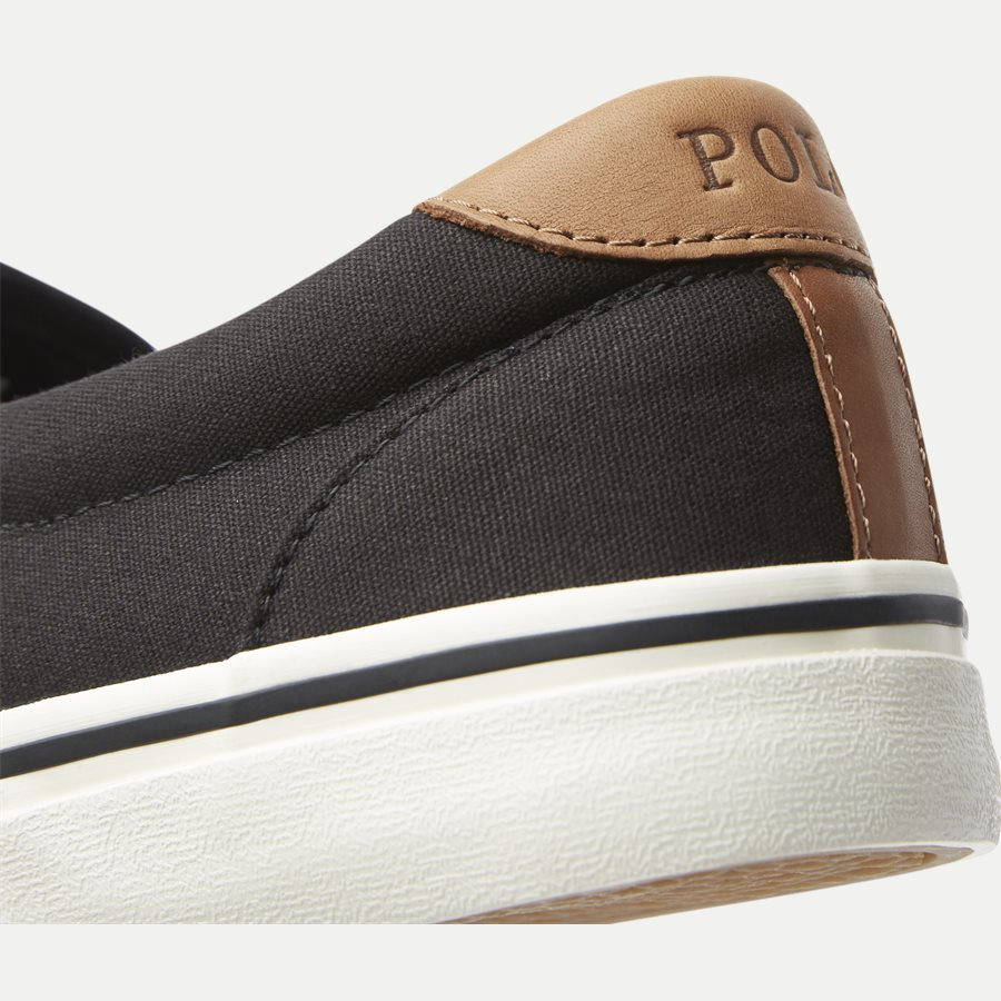 816743524 - Thompson Slip-on Sneaker - Sko - SORT - 5
