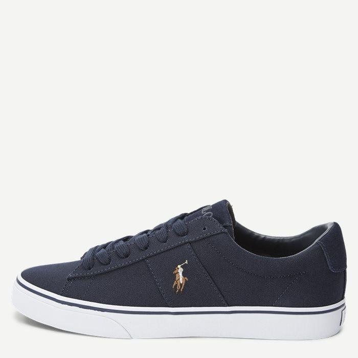 Sayer-NE Sneaker - Sko - Blå