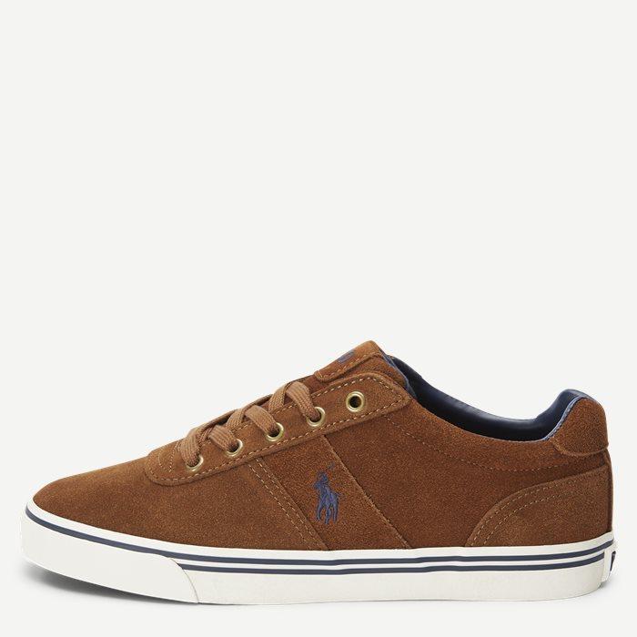 Hanford Suede Sneaker - Sko - Brun
