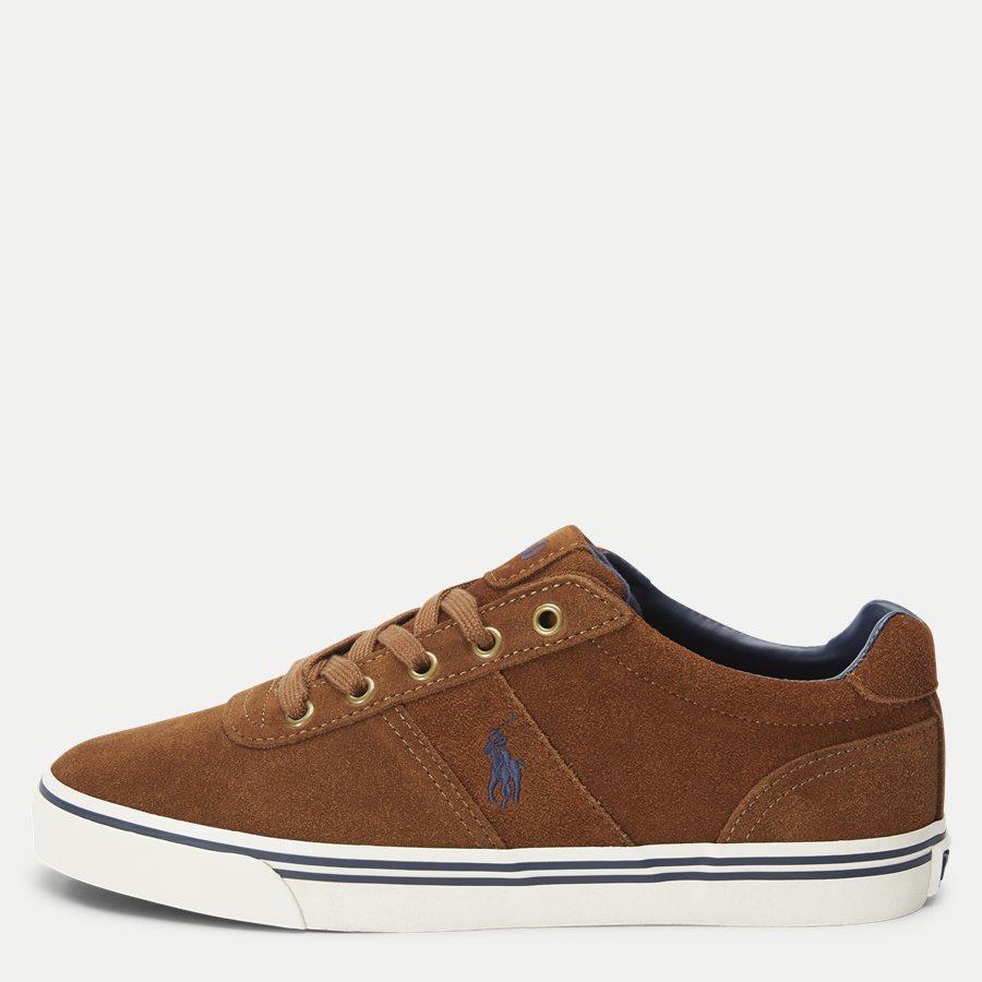 816641859 - Hanford Suede Sneaker - Sko - BRUN - 1