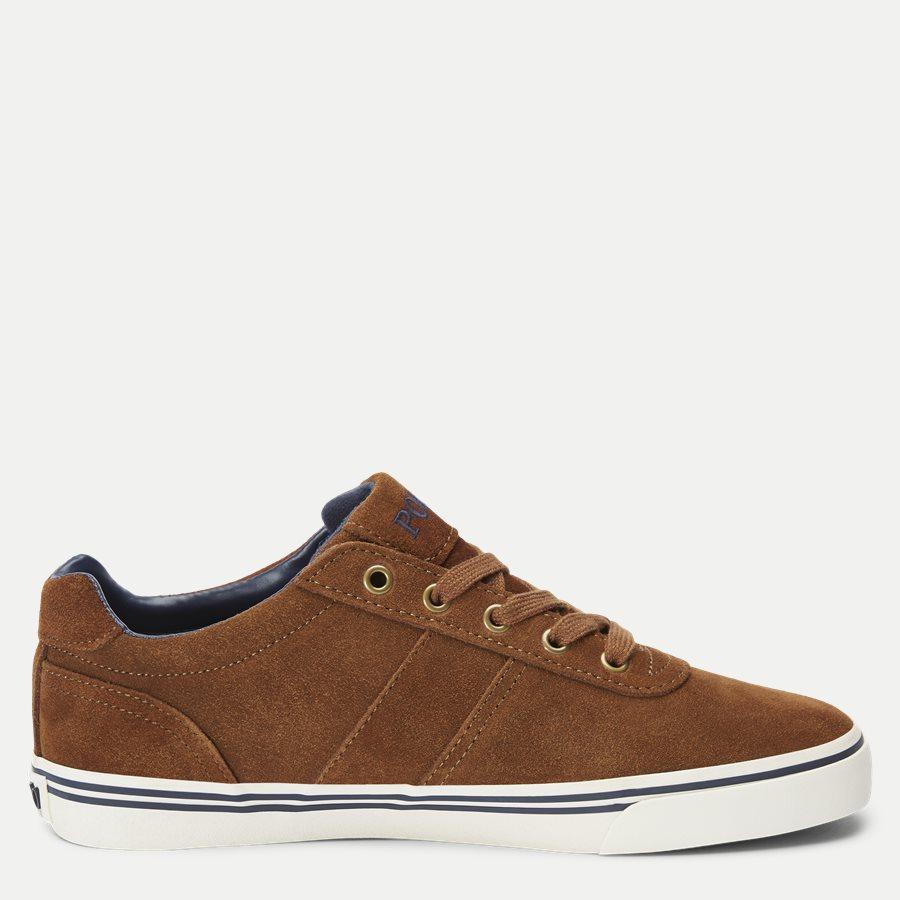816641859 - Hanford Suede Sneaker - Sko - BRUN - 2