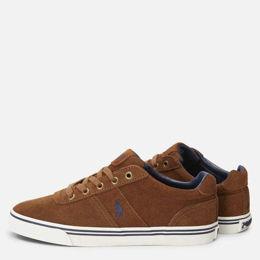 816641859 - Hanford Suede Sneaker - Sko - BRUN - 3