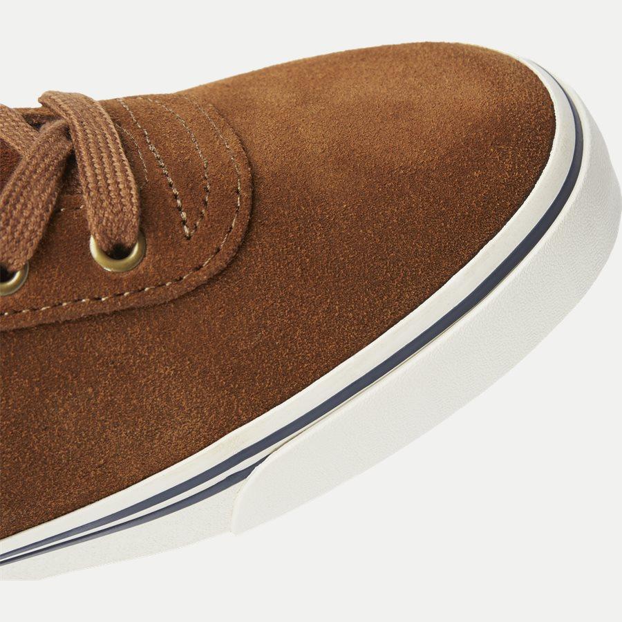 816641859 - Hanford Suede Sneaker - Sko - BRUN - 4