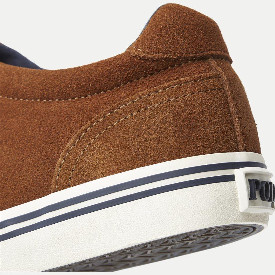 816641859 - Hanford Suede Sneaker - Sko - BRUN - 5