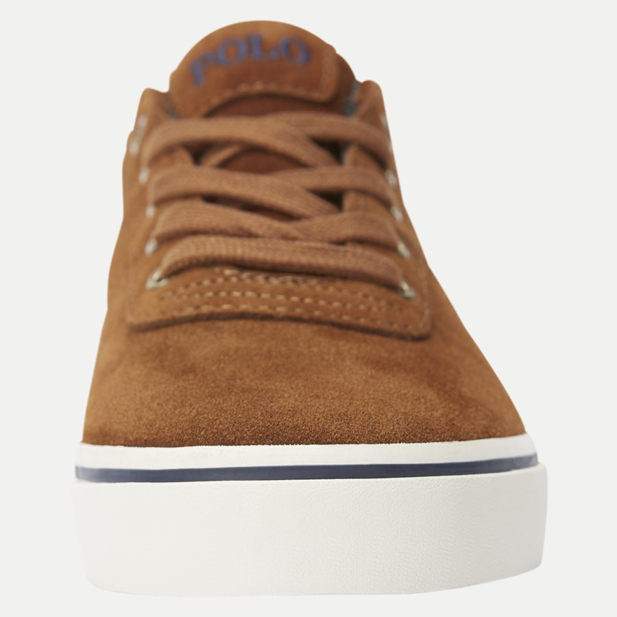 816641859 - Hanford Suede Sneaker - Sko - BRUN - 6