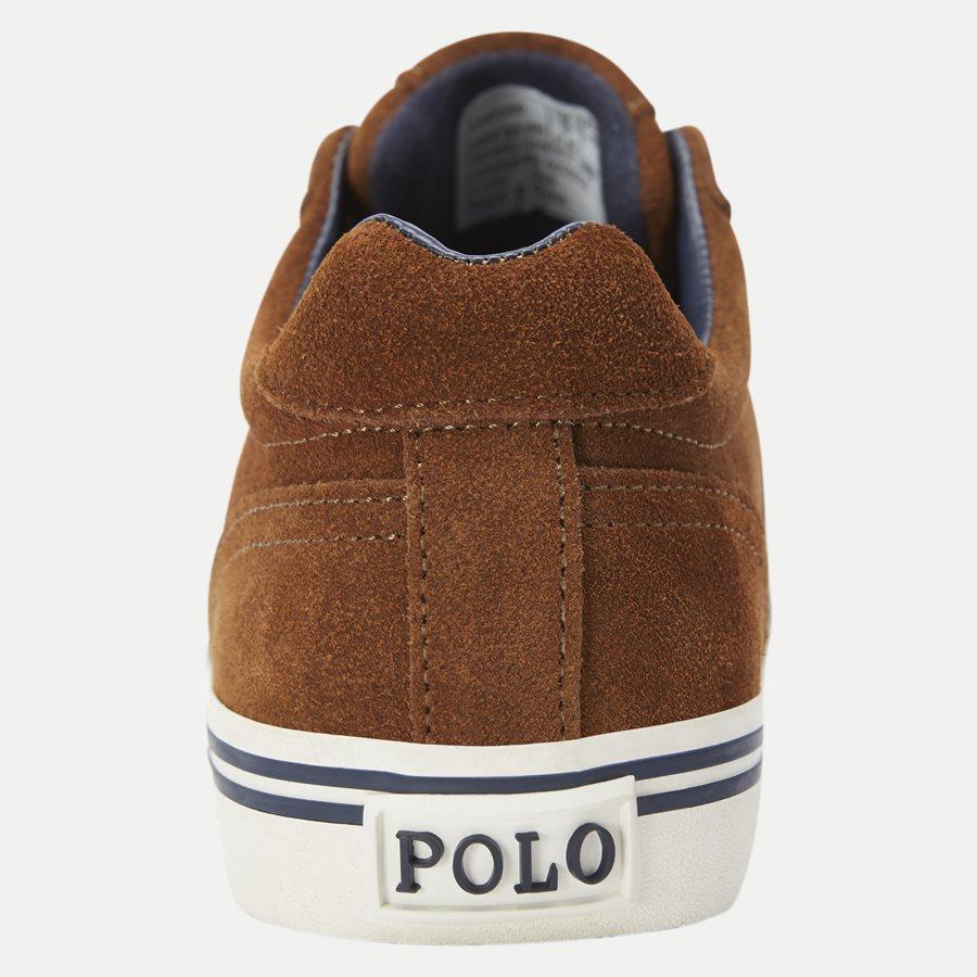 816641859 - Hanford Suede Sneaker - Sko - BRUN - 7