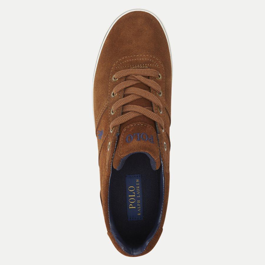 816641859 - Hanford Suede Sneaker - Sko - BRUN - 8