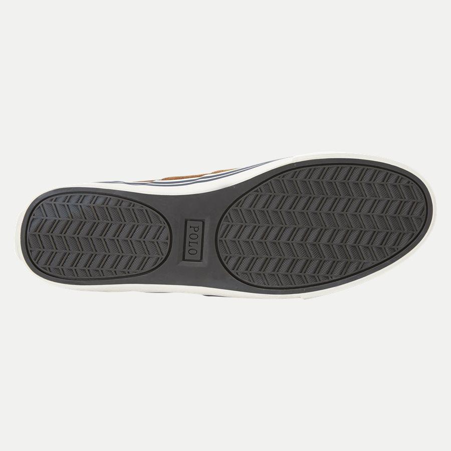 816641859 - Hanford Suede Sneaker - Sko - BRUN - 9