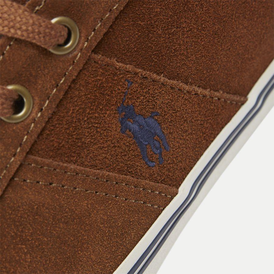 816641859 - Hanford Suede Sneaker - Sko - BRUN - 10