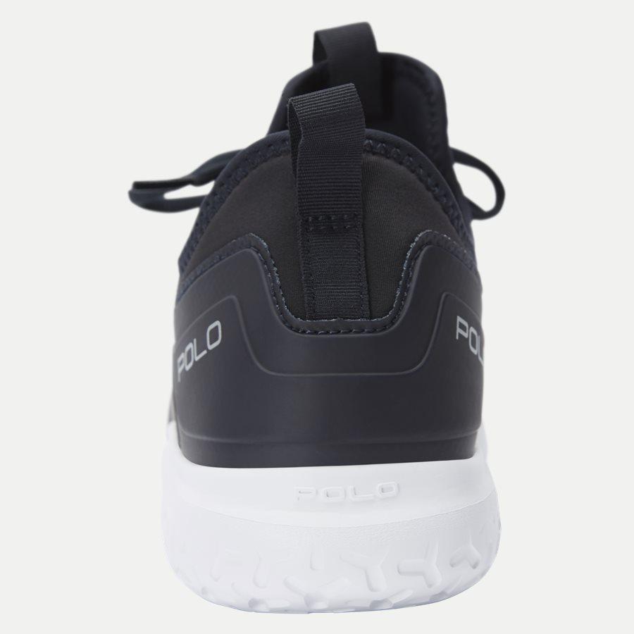 809669841 - Train Mesh Sneaker - Sko - NAVY - 7
